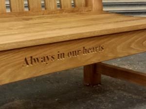 Memorial Bench,