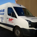 Van Livery by Border Signs & Graphics | A business card on wheels