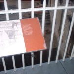 Fence mounted Multiguard® interpretive panel