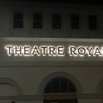 Border Signs & Graphics - Illuminated Signage for Theatre Royal - Dumfries