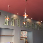 Indoor Signage for Hugo's Restaurant - Dumfries