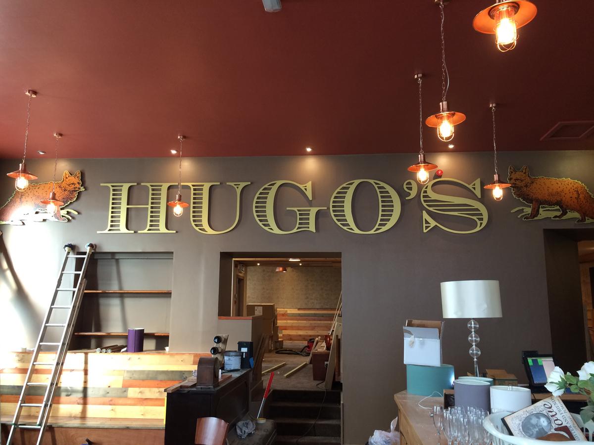 Hugo S Restaurant Dumfries