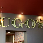 Hugo's Restaurant - Dumfries Indoor Signage