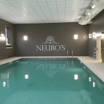 Indoor signage for Neuro's Spa & Restaurant - Dumfries