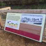 Multiguard® interpretive panel - Basing House