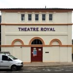 LED Illuminated signage - Theatre Royal Dumfries