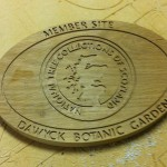 Memorial Plaque - Routed Timber