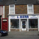 Shop signage J-Kerr