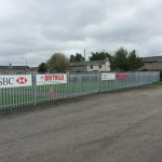 Sponsor Boards Rugby Club Dumfries