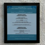 Framed wall mounted Multiguard® panel
