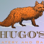Window graphics for Hugo's Eatery and Bar | Dumfries