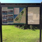 Silloth notice board