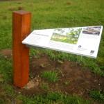 Bespoke design lectern - Brocholes Project