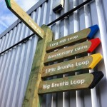 Fingerpost Forestry Commission