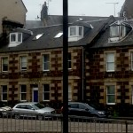 Stirling Council - Steel fingerpost