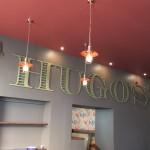 Indoor Signage for Hugo's Restaurant - Dumfries