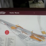 Interpretation panel Buckinghamshire Railway