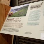 Bespoke design Multiguard® interpretive lectern