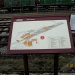 Lectern - Buckinghamshire Railway