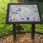 Lectern Buchlyvie Wildlife Garden