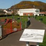 Lectern Prestonfield Park - Edinburgh
