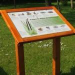 Timber lectern