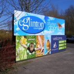 Large signage - Digital Printing - Eglinton Country Park