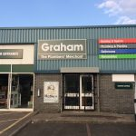Signage for GRAHAM Plumber merchant