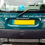 Car graphics - Border Signs & Graphics
