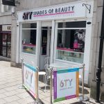 Shop signage 6TY Shades of Beauty